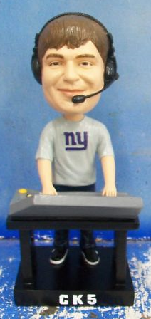 Chris Kuroda CK5 Phish Bobble Head